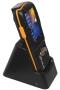 CULLA-PD390 DA TAVOLO USB CON CARICABATTERIA + VANO RIC.2 BATT